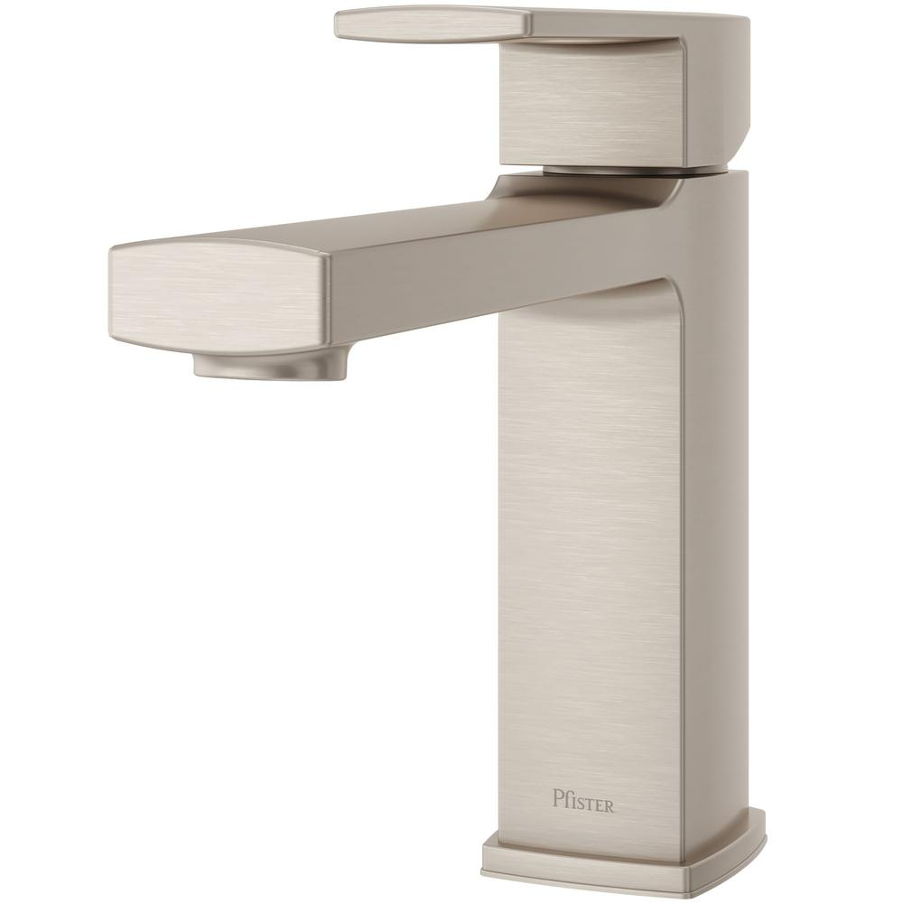Pfister Deckard Single Handle Deck Mount Roman Tub Faucet In Brushed
