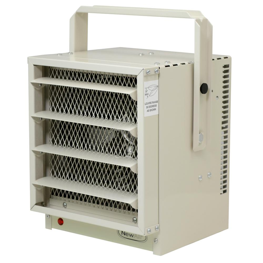 17 060 Btu 5000 Watt Electric Garage Heater