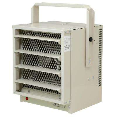 17,060 BTU 5000-Watt Electric Garage Heater