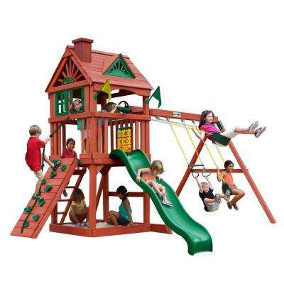 Nantucket Cedar Playset