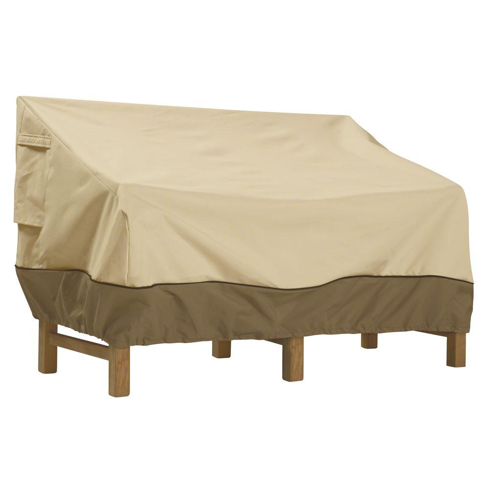classic accessories veranda large patio sofa cover-72932 - the