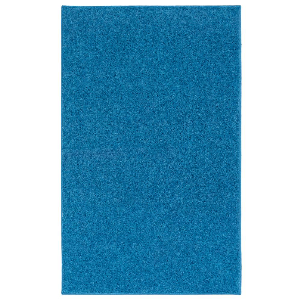 Nance Industries Oure Bright Royal 5 Ft X 7 Area Rug