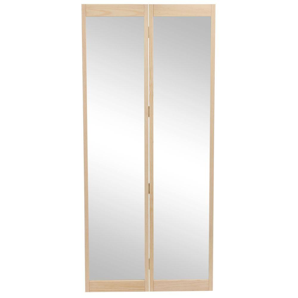 Traditional Mirror Wood Full Lite Universal
