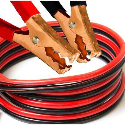 Heavy Duty 12 ft. 10-Gauge 150 Amp Booster Cables
