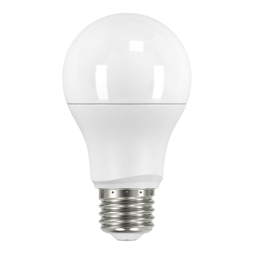 Sea Gull Lighting 60-Watt Equivalent A19 Dimmable LED Light Bulb (1-Pack)