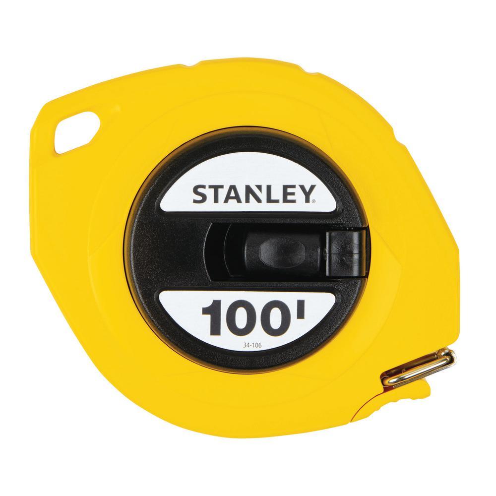 STANLEY 100 ft. Tape Measure