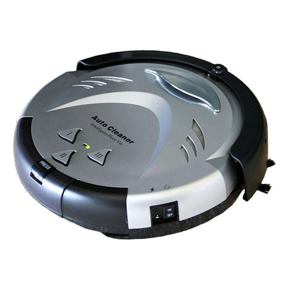 iTouchless Robotic Vacuum Cleaner PRO with 3 Cleaning Mod...
