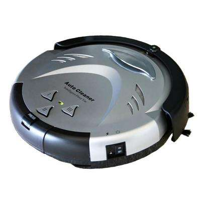 Robotic Vacuum Cleaner PRO with 3 Cleaning Mode in Silver