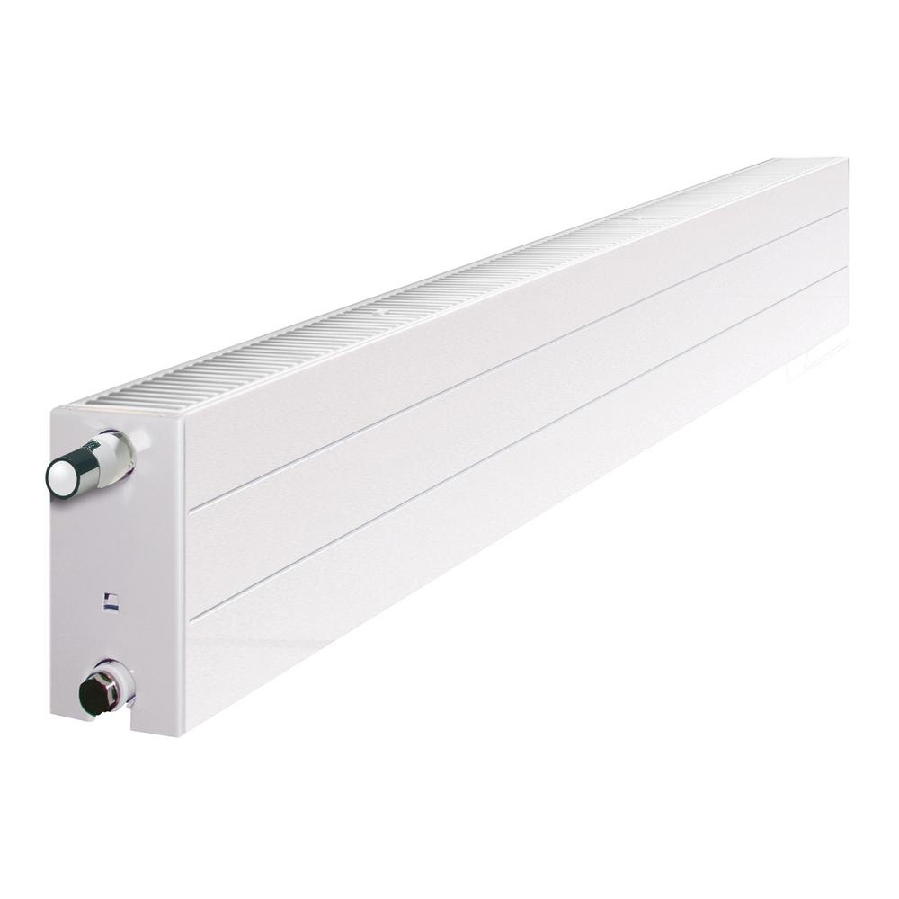 Contractor Series Low Contemporary Profile 47-1/4 in. Hot Water Radiator