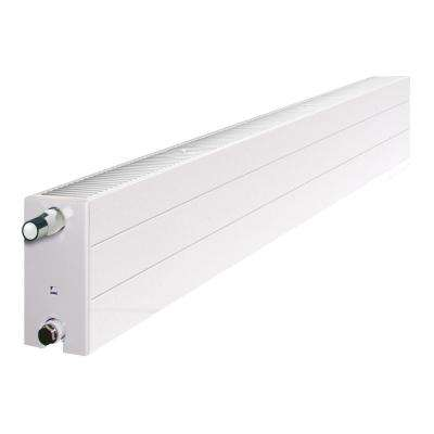 Contractor Series Low Contemporary Profile 63 in. Hot Water Radiator