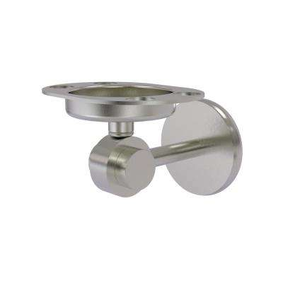 Satellite Orbit Two Collection Tumbler and Toothbrush Holder in Satin Nickel
