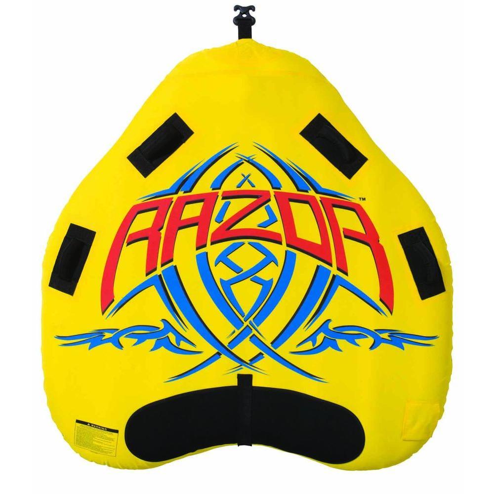 Rave Razor 2-Rider Towable