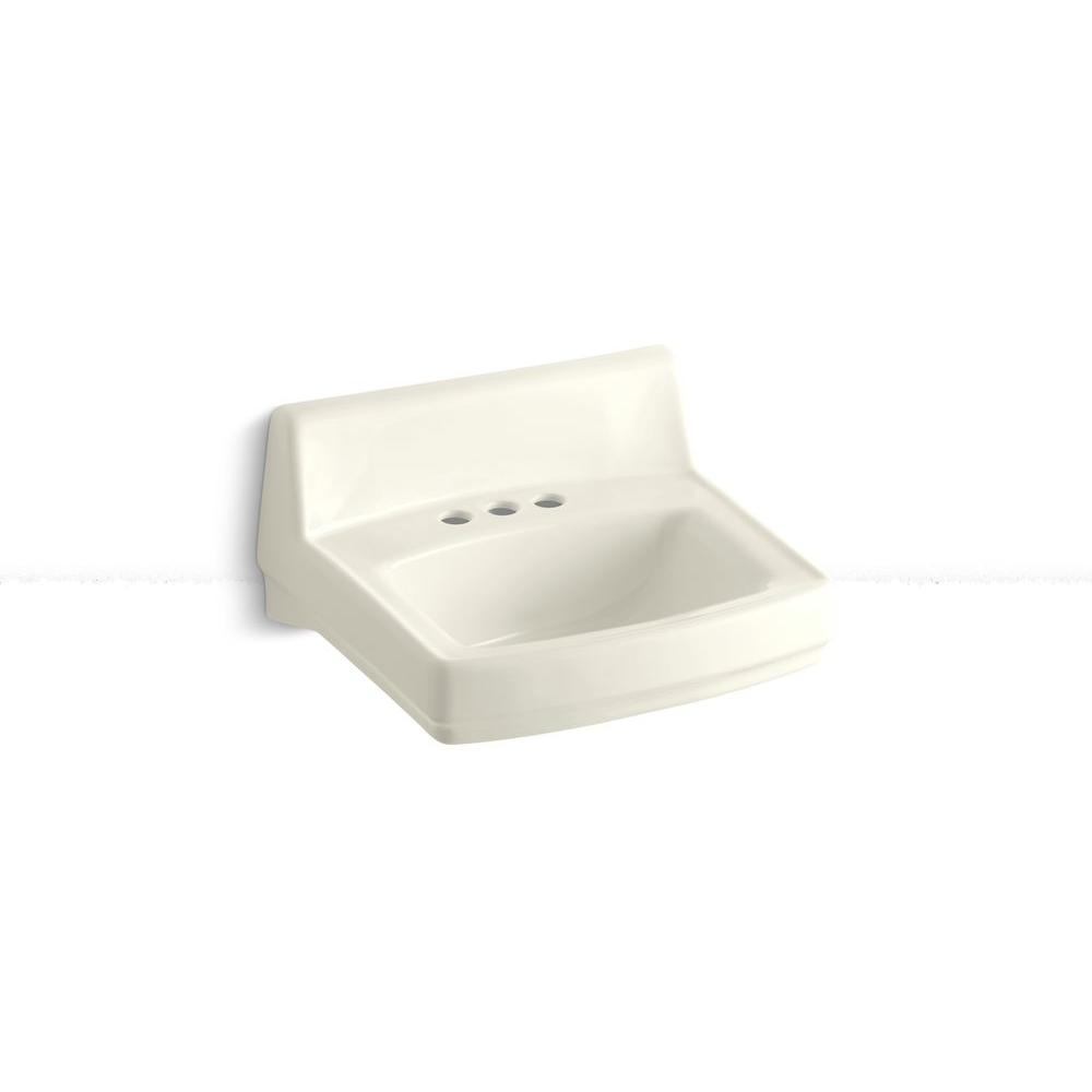 Toto Prominence 26 In Wall Mount Bathroom Sink Combo With