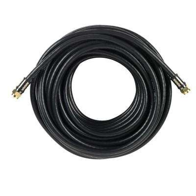 50 ft. RG-6 Quad Shielded Coaxial Cable