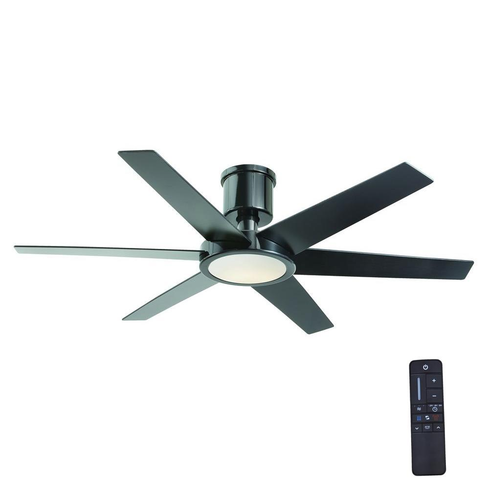 black ceiling fan with light   pixshark     images