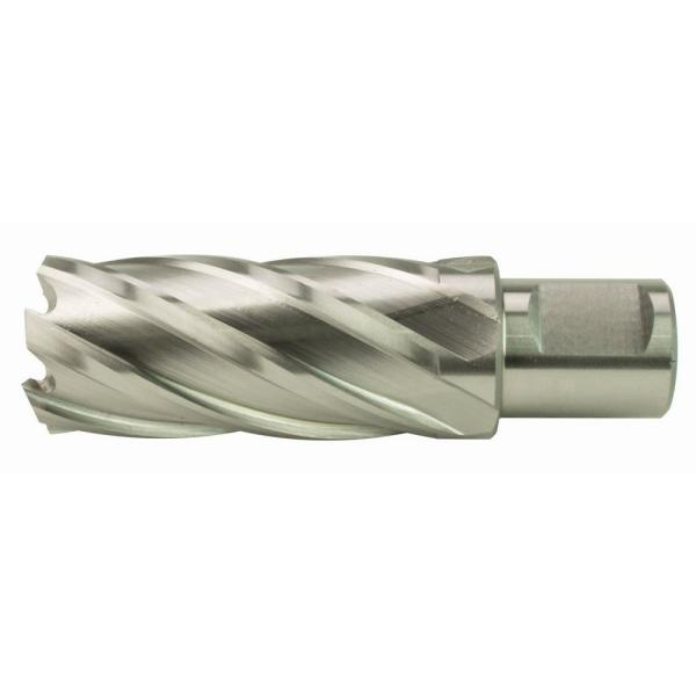 "Steel Dragon Tools® 2-3//8/"" x 2/"" HSS Annular Cutter with 3//4/"" Weldon Shank"
