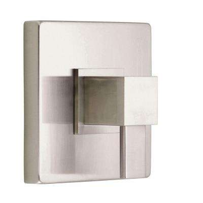 Reef Single Handle Valve Trim Only in Brushed Nickel (Valve Not Included)