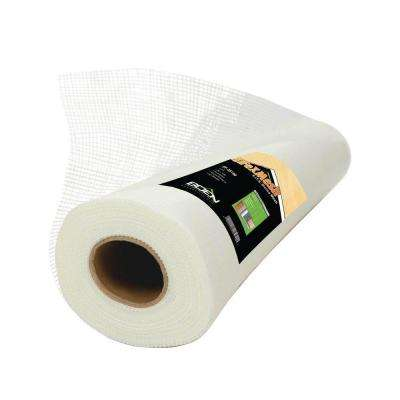 4.5 oz. 38 in. x 150 ft. Adhesive EIFS Stucco Mesh