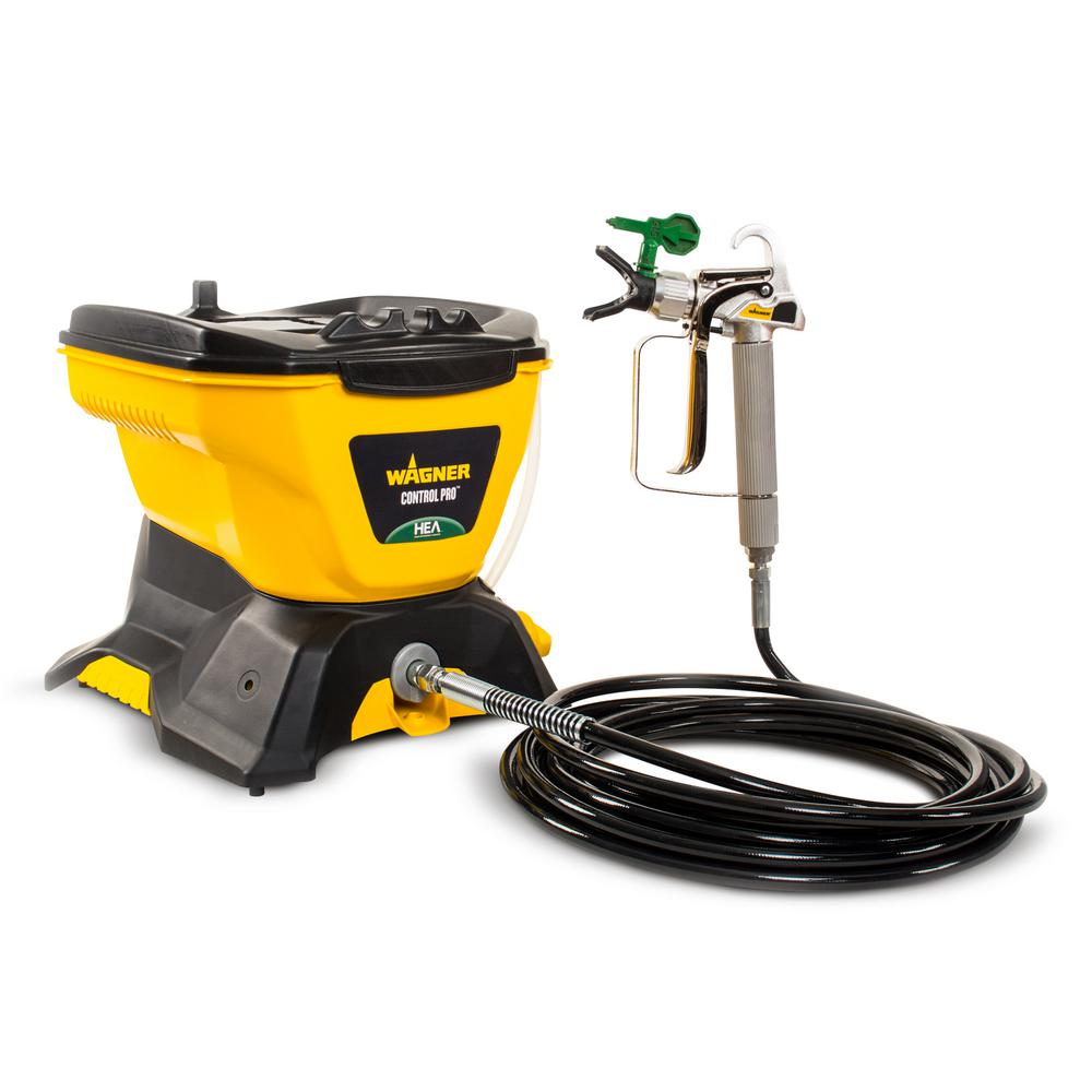 Wagner Control Pro 130 Power Tank Airless Stand Paint