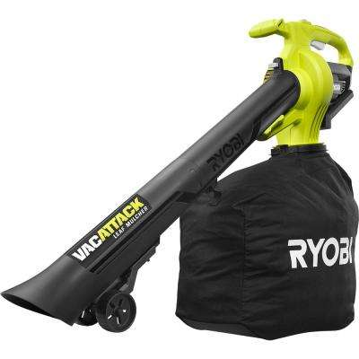 40-Volt Lithium-Ion Cordless Battery Leaf Vacuum/Mulcher (Tool Only)