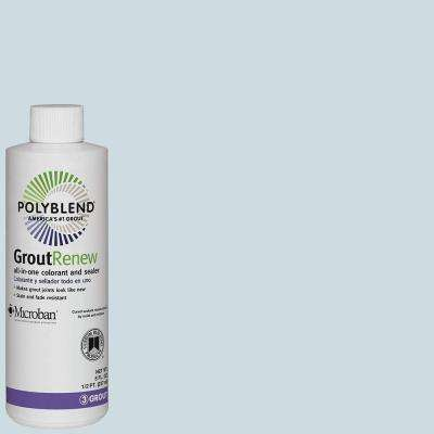 Polyblend #547 Ice Blue 8 oz. Grout Renew Colorant