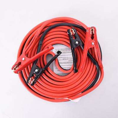 20 ft. 4-Gauge Booster Cables