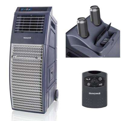 830 CFM 2-Speed Outdoor Portable Evaporative Cooler (Swamp Cooler) for 460 sq. ft. with Remote Control