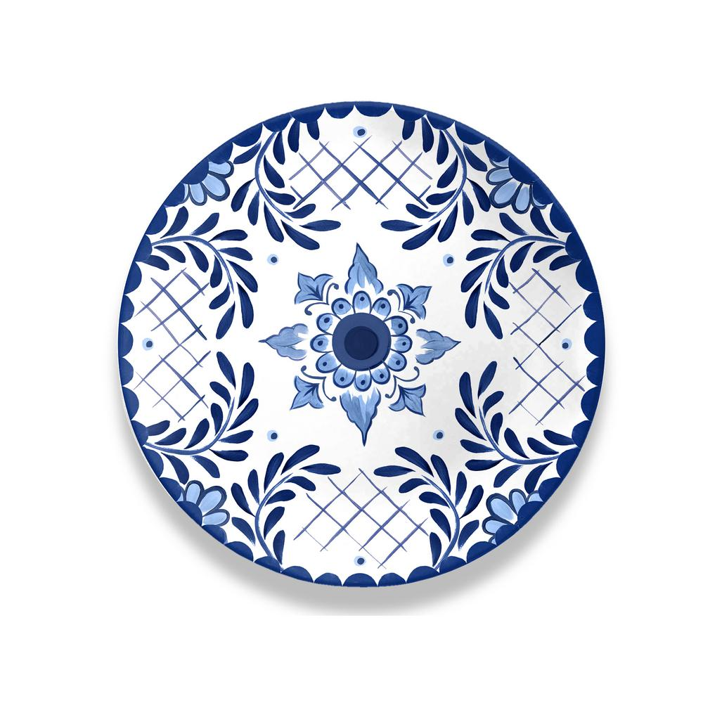 Cobalt Casita Dinner Plate (Set of 6)