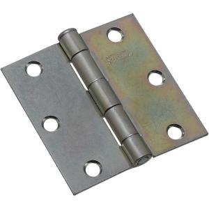 National Hardware 3 inch Removable Pin Broad Hinge by National Hardware