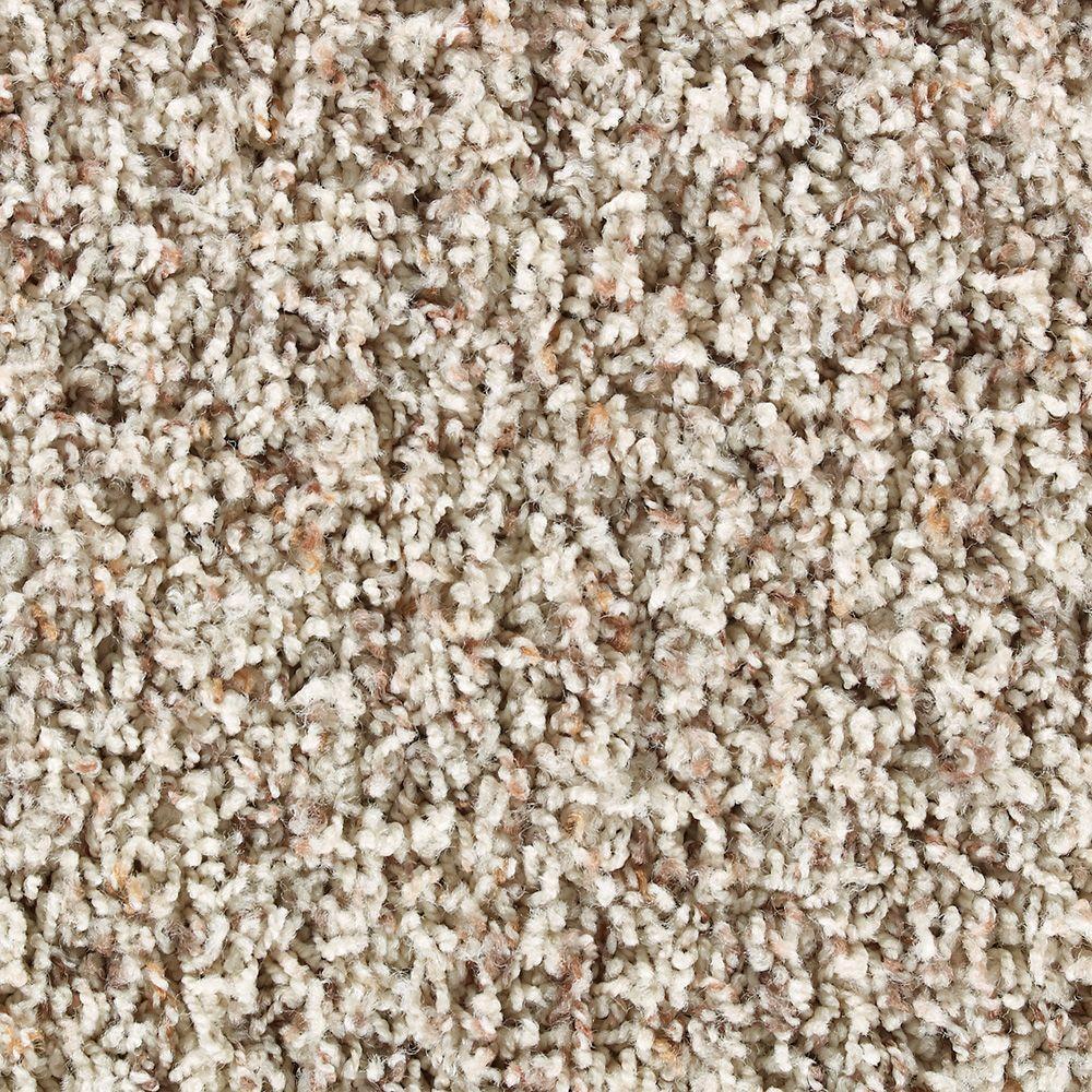 Martha Stewart Living Greystone Bone Folder Tonal - 6 in. x 9 in. Take Home Carpet Sample-DISCONTINUED