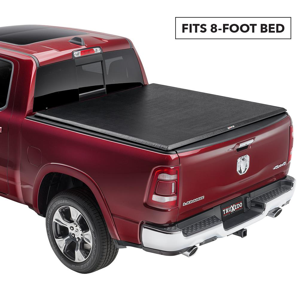 Truxedo Truxport Tonneau Cover 09 18 19 Classic Ram 1500 10 19 2500 3500 8 Ft Bed Without Rambox 248901 The Home Depot