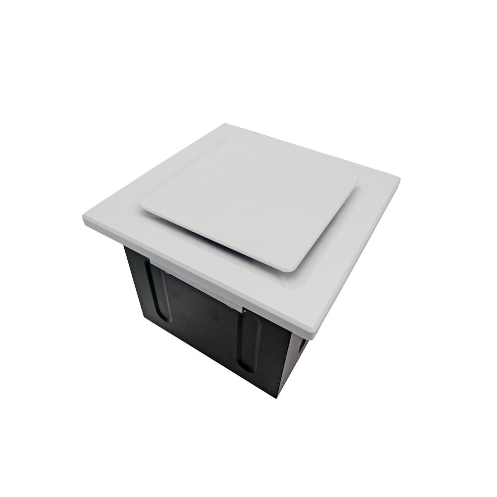 Aero Pure SBF G5 110 CFM Bathroom Ceiling Exhaust Fan Energy