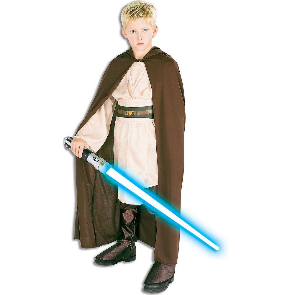 Rubies Costumes Jedi Robe Child Costume R882024 M The Home Depot Fiction Blouse With Obi Off White