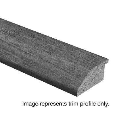 Oak Driftwood Wire Brushed 3/4 in. Thick x 1-3/4 in. Wide x 94 in. Length Hardwood Multi-Purpose Reducer Molding