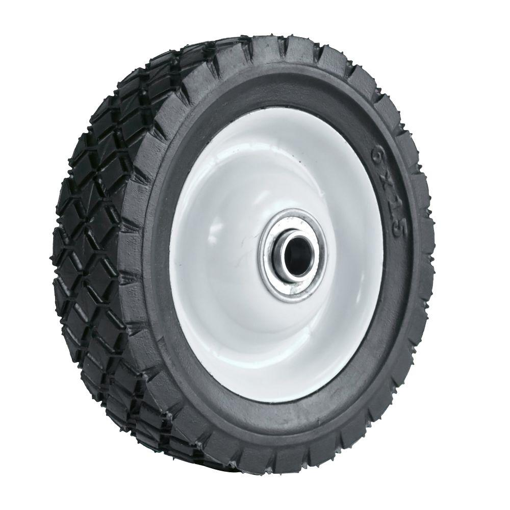 6X1.50 Light Duty Steel Wheel