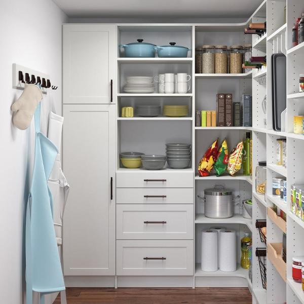 The Home Depot Installed Pantry Organization System Hdinstpos The Home Depot