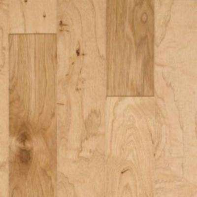 Southern Pecan Natural Engineered Hardwood Flooring - 5 in. x 7 in. Take Home Sample