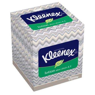 Lotion Tissue 3-Ply (75 Sheets per Box)