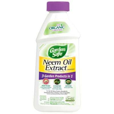 16 oz. Neem Oil Extract Concentrate
