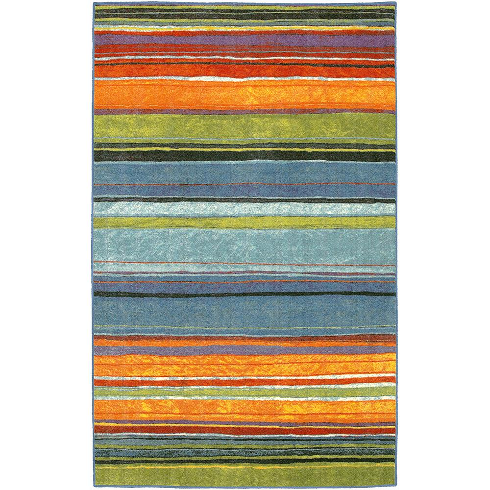 Mohawk Home Rainbow Multi 7 Ft 6 In X 10 Area Rug