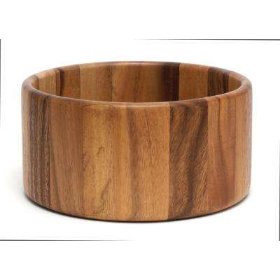 Acacia 10 in. Straight Side Bowl