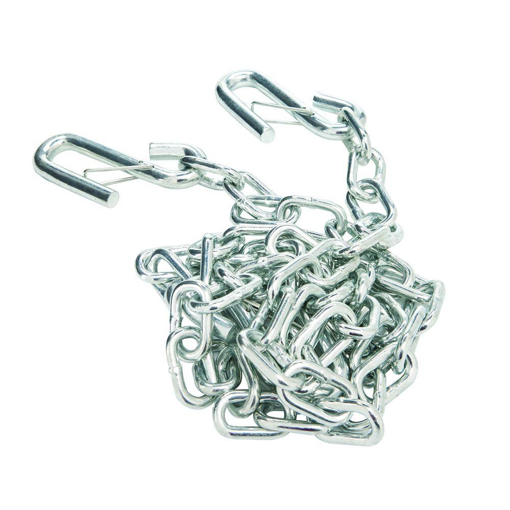 TowSmart 5000 lb. Capacity 40 in. Safety Chain-757 - The Home Depot