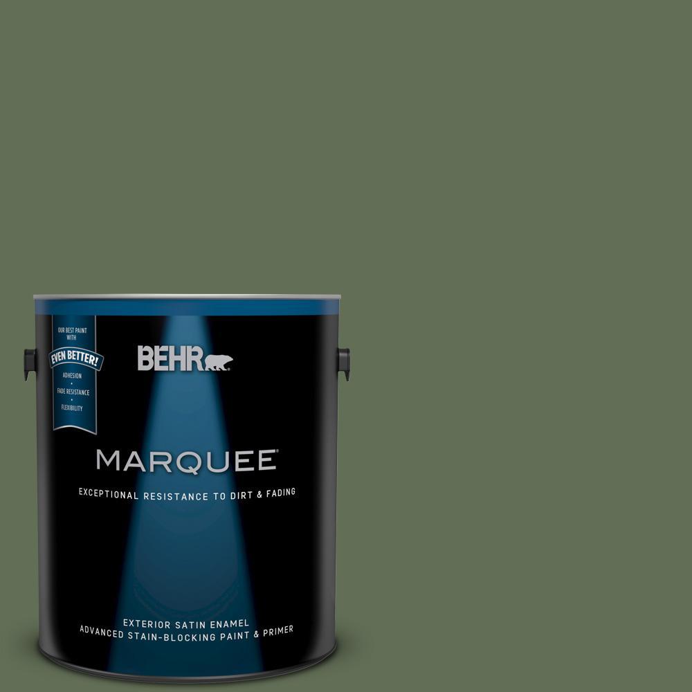 Tarragon Paint Color