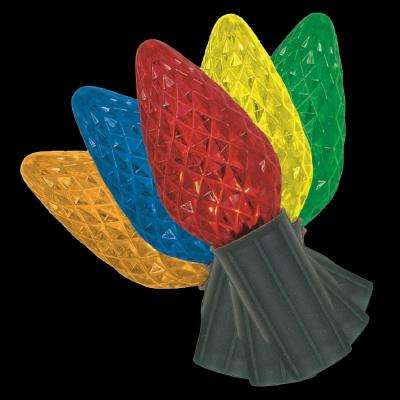 25-Light RGB LED C9 72-Function with Remote Control