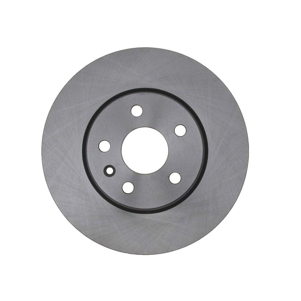 Disc Brake Rotor-Non-Coated Front ACDelco Advantage 18A2822A