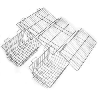 Shelf and Basket Combo Pack (5-Piece)