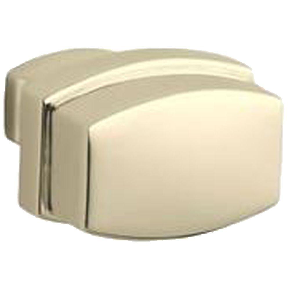 KOHLER Vibrant French Gold Bancroft Drawer Knob