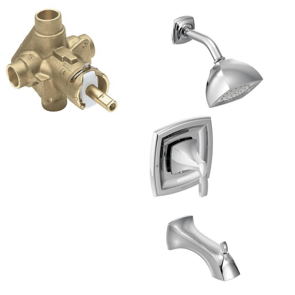 Moen Castleby Kitchen Faucet >> Moen Tub Faucet Trim Kit. Moen Vessel Faucet. Moen Roman Tub Faucet With Hand Shower Gallery ...