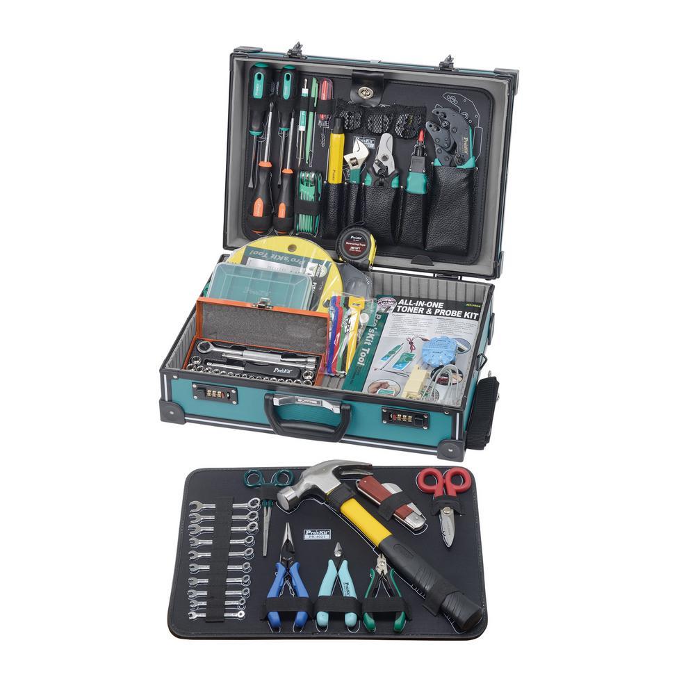 Deluxe Telecom Installer's Kit