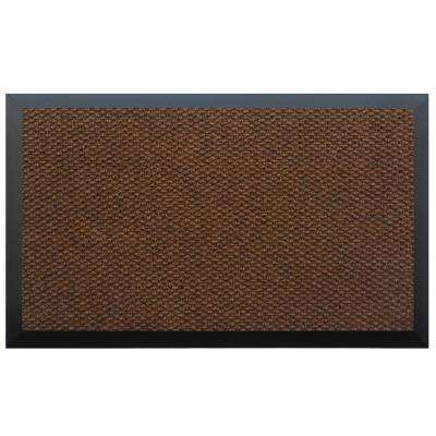 Coffee 96 in. x 240 in. Teton Residential Commercial Mat